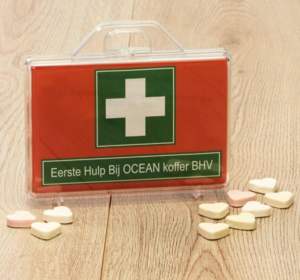 EHBO koffer voor Ocean Ambulancezorg