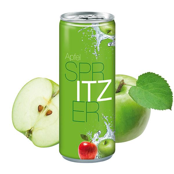 Apple Spritzer met eigen label