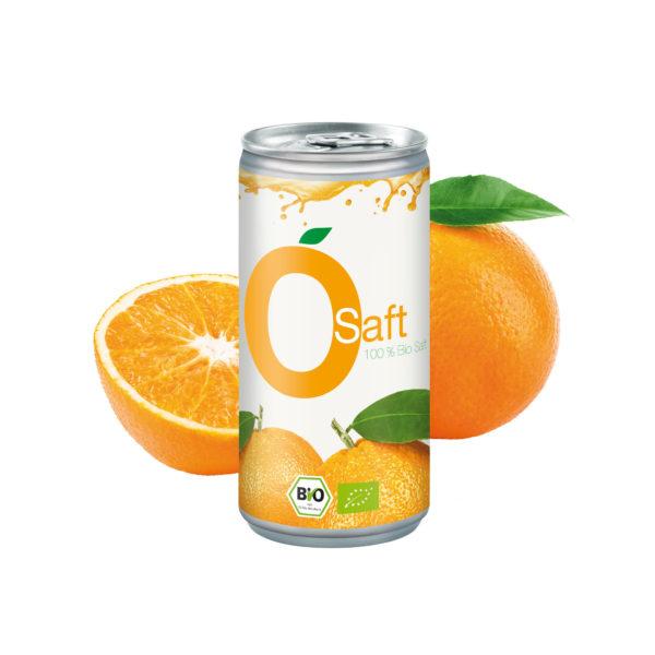 Biologische sinaasappelsap