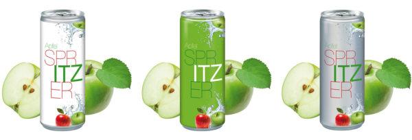 Apple Spritzer - private label drinks