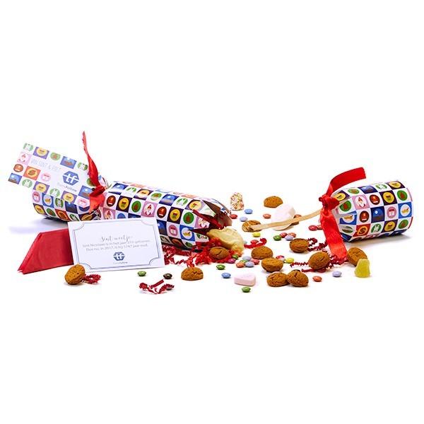 Sint Cracker popped