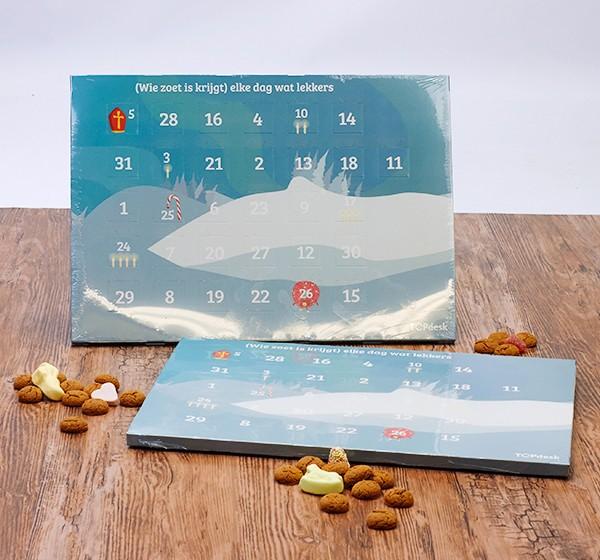 Advent Kalender voor Topdesk