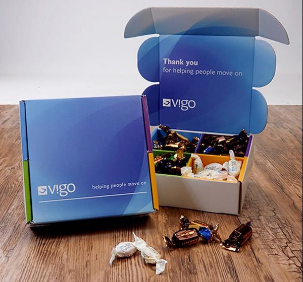 Snoepdoos voor Vigo